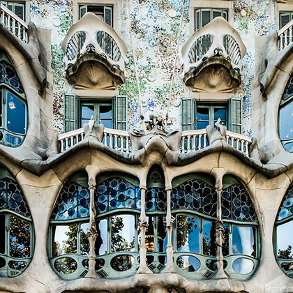 Gaudí tour