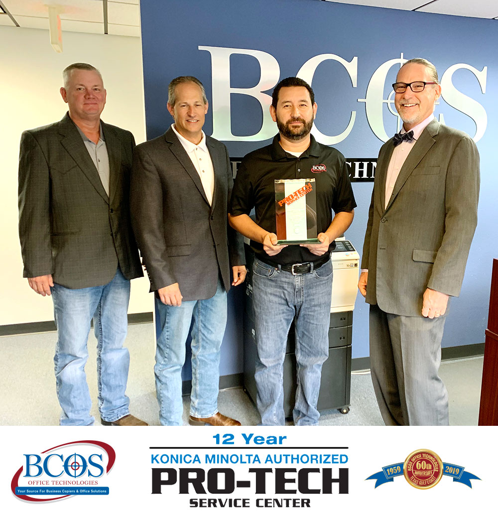 12 Time Winner of Pro Tech Award