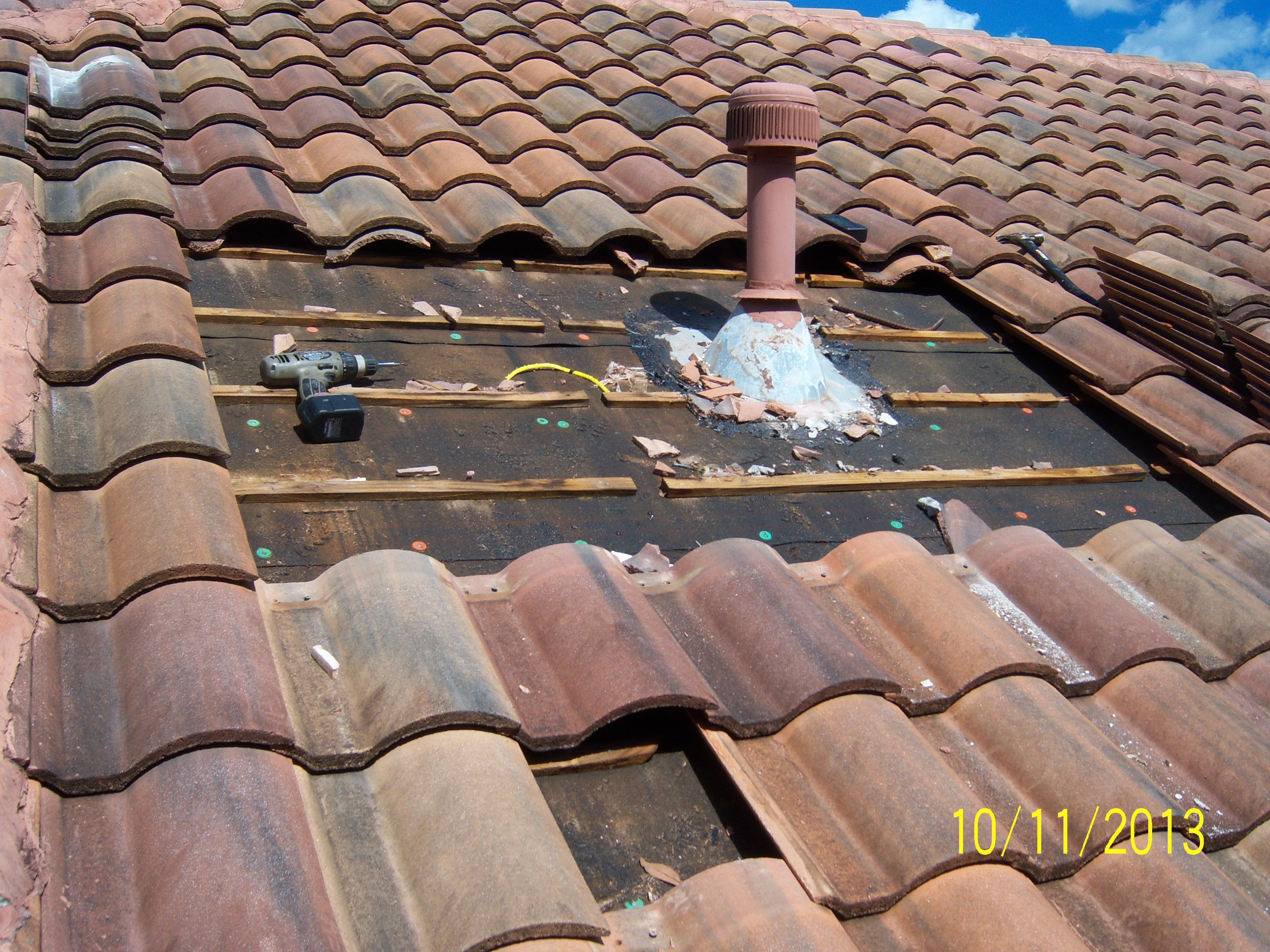 roofing repairs roof cleaning