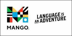 Mango Languages Banner-- Language Is and Adventure