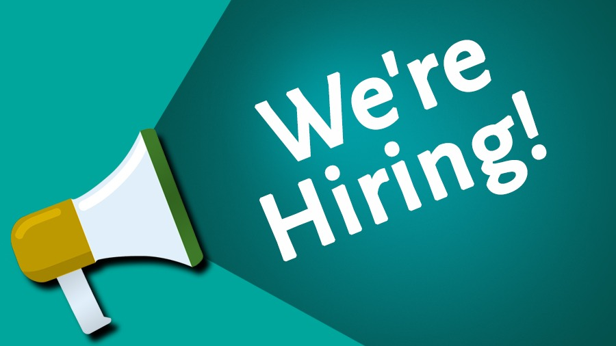 Click for current job openings