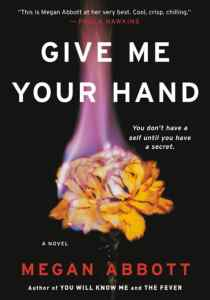Give Me Your Hand book cover