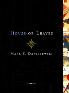 House of Leaves book cover