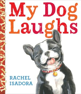 My Dog Laughs book cover