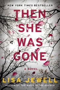 The She Was Gone book cover
