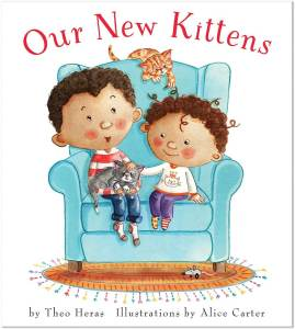 Our New Kittens book cover