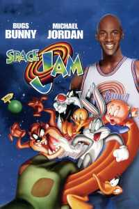 Space Jam Movie Cover