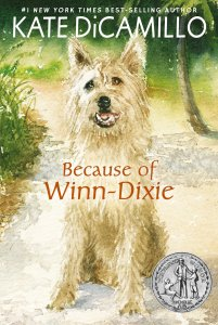 Because of Winn Dixie Book Cover