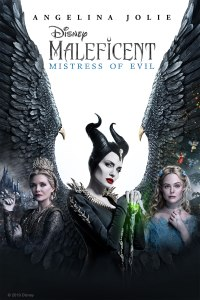 Maleficent Mistress of Evile Movie cover