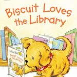 Biscuit Loves the Library book cover
