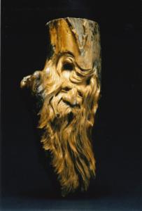 Keith Howard woodcarving
