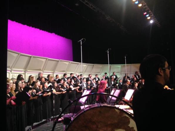 BC Choir with BSO at Home for the Holidays