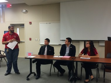 Student Panel with Dr. Damania