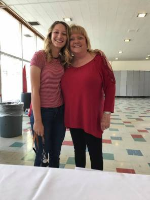 Becky Whitson's Retirement April 21 2017