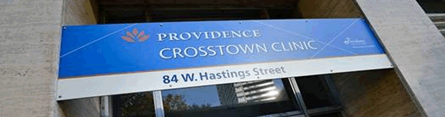 Providence Crosstown Clinic: Experiences of a safe injection facility in the Downtown Eastside