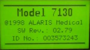 Software Version 2.79
