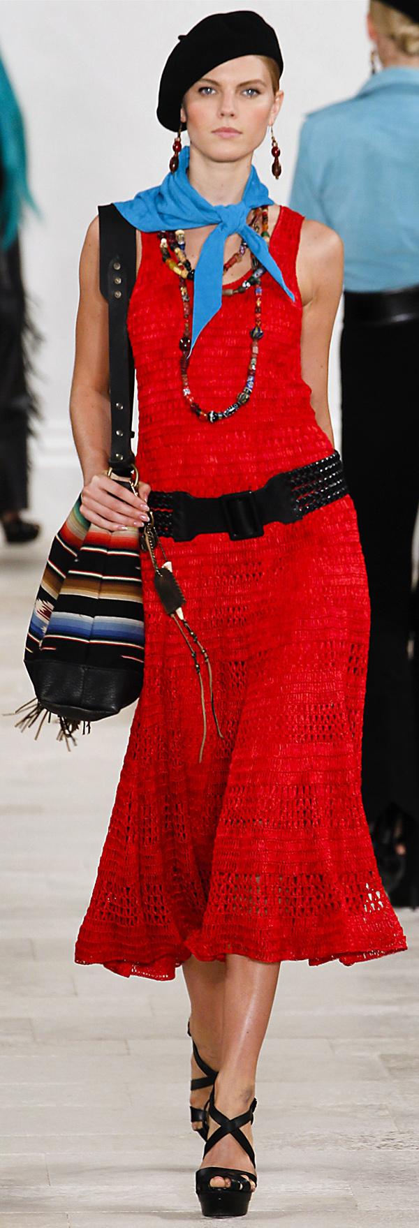 Ralph Lauren Spring Summer Haute Couture RTW 2013
