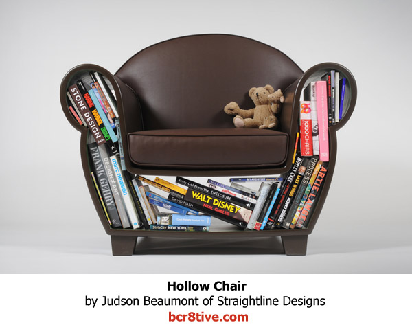 Judson Beaumont Furniture - Hollow Chair