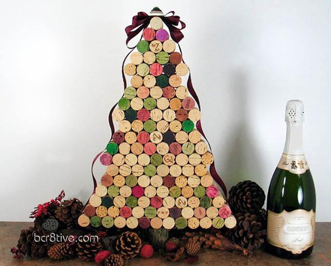 Wine Cork Tree