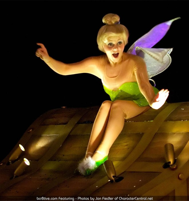 Walt Disney World's Tinkerbell - Photo by Jon Fiedler