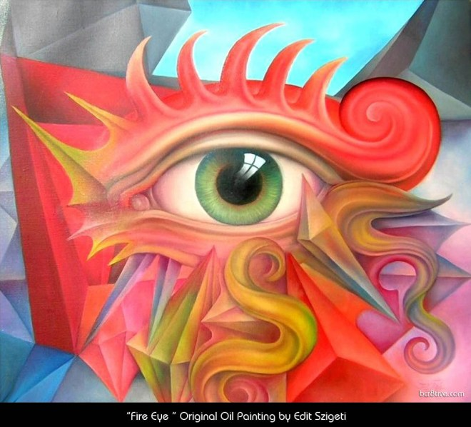 "Edit Szigeti's ""Fire Eye"""