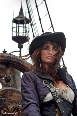 Penelope Cruz on Pirates of the Caribbean: On Stranger Tides -