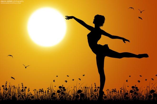 Ballerina by Marco Ciofalo