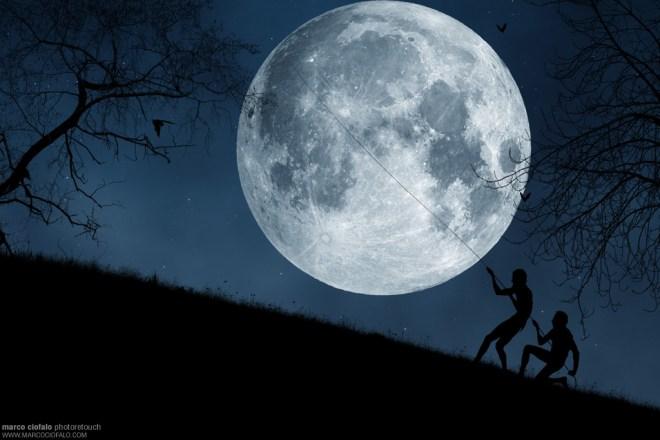 My Moon by Marco Ciofalo