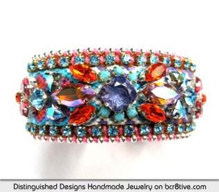 Distinguished Designs Handmade Bohemian Cuff Bracelets