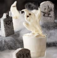 Halloween Party Ideas - Ghostly Spirits