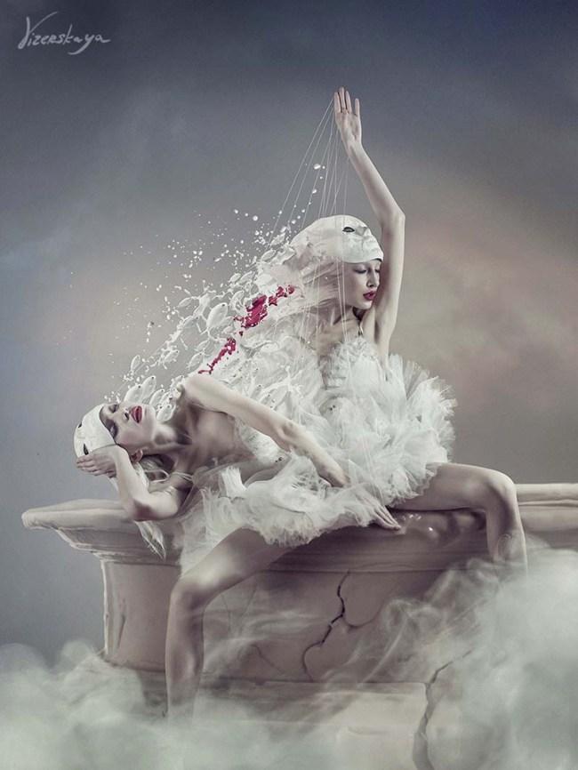 Photography & Digital Manipulation by Kassandra