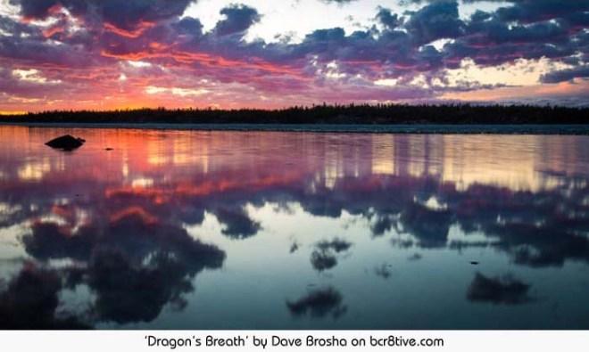 Dragon's Breath - Dave Brosha