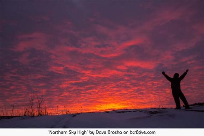 Northern Sky High - Dave Brosha