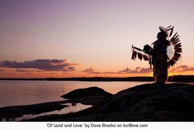 Of Land and Love - Dave Brosha