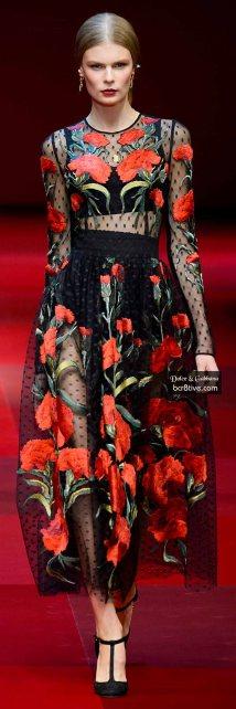 Dolce Amp Gabbana Spring 2015
