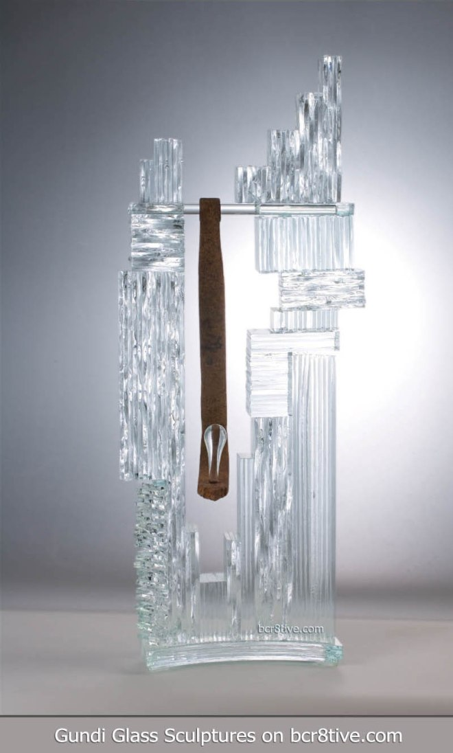 Gundi Glass Sculptures Pitcheresque