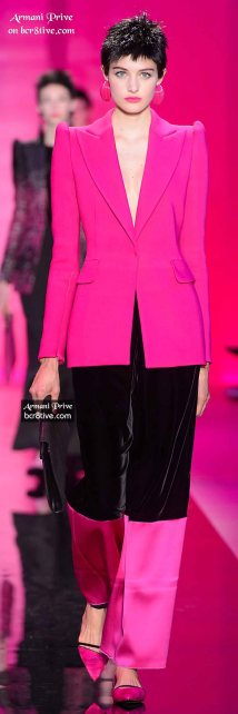 Armani Prive Fall 2015 Haute Couture