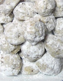 bcr8tive's Italian Butterball Cookies