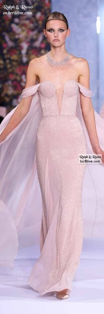 Ralph & Russo Fall 2016 Haute Couture