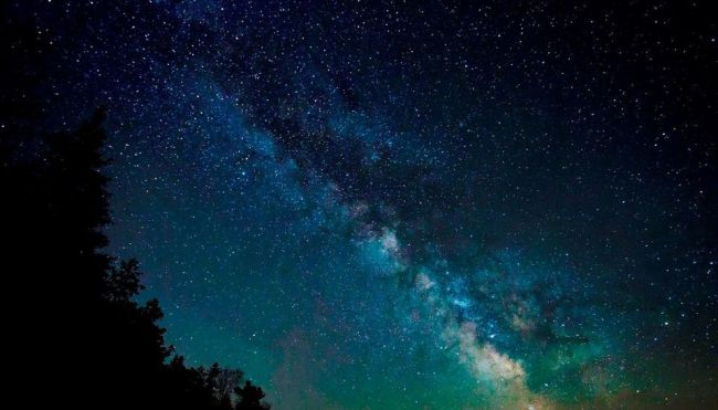 Dark Sky Park in Michigan