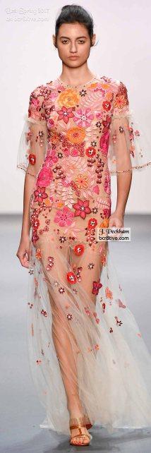 Jenny Packham - Best Looks from New York Fashion Week Spring 2017