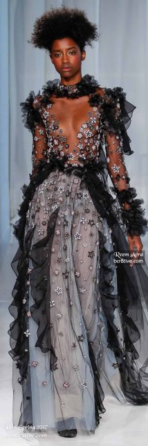 Reem Acra - The Best Looks from New York Fashion Week Spring 2017