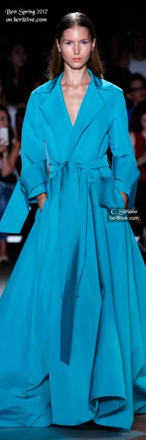 Siriano - The Best Looks from New York Fashion Week Spring 2017