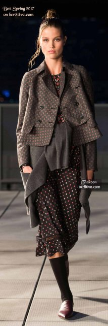 Thakoon - The Best Looks from New York Fashion Week Spring 2017