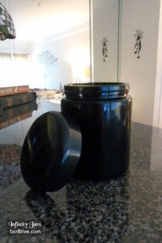 250 ml Glass Screw Top Jar