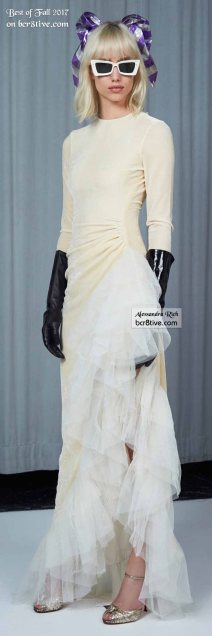 Alessandra Rich Fall 2017