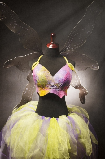 "Art Bra ""Garden Fairy"""