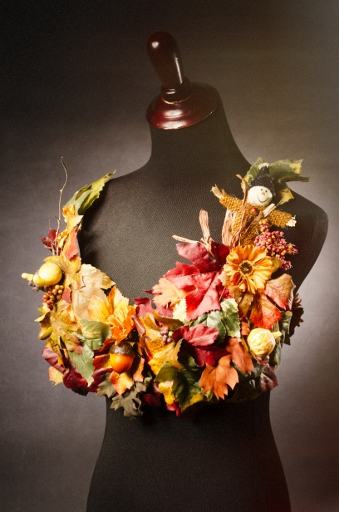 "Art Bra Austin bra ""Seasons of Change"""