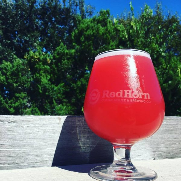 Red Horn Brewing Pink Beer