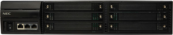 SV9100 Front Rack
